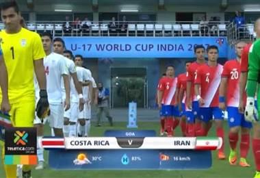 Sele Sub17 pierde ante Irán