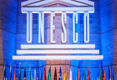 Fotografía edificio UNESCO