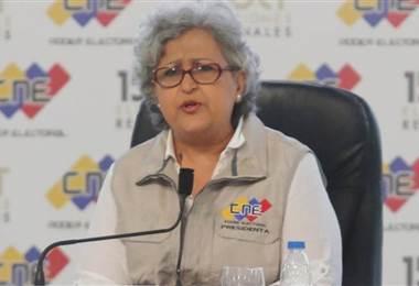 CNE otorga al oficialismo el triunfo en Venezuela