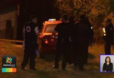 Asesinan a taxista con arma blanca en Moravia