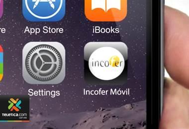 Incofer lanzó aplicación que le permite estar al tanto de todo lo que acontezca con el tren