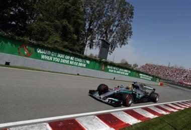 Hamilton apunta al campeonato de F1 en Austin