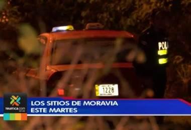 Un asalto podría ser el móvil del asesinato de un taxista en Moravia