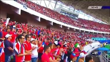 Costa Rica vs Honduras Eliminatoria Concacaf 2017