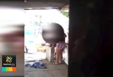 PANI pide a la población no divulgar videos de niños agredidos
