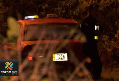 Taxista asesinado en Moravia