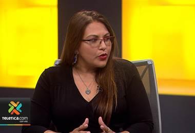 Adriana Orocú Chavarría, presidenta de la Asociación Costarricense de la Judicatura (Acojud).