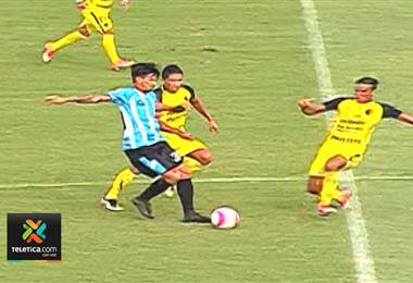 Reviva Liberia - UCR Jornada 14 Apertura 2017