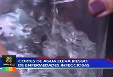 Racionamientos de agua tras la tormenta Nate expone a la población a enfermedades infecciosas