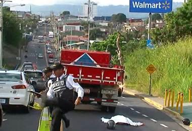 Accidente Tibás