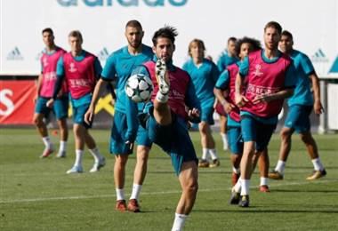 Volante del Real Madrid
