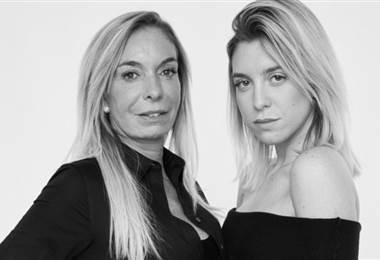 Shalimar Reynal y Victoire Cogevina