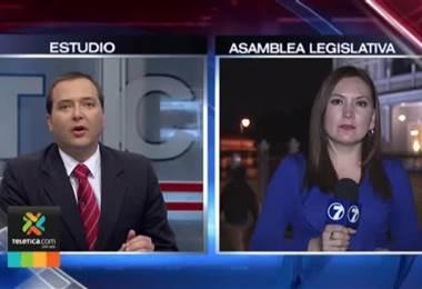 Otto Guevara admite que hizo gestiones para ayudar a Juan Carlos Bolaños