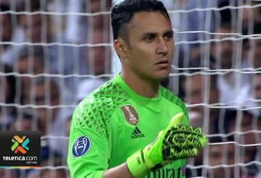 Keylor Navas quedó al margen del equipo ideal de la FIFA 2017