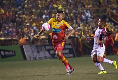 Herediano derrotó a Alajuelense en el Rosabal Cordero el sábado anterior.