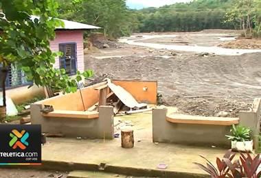Comunidades del sur del país se preparan ante posibilidad de fuertes lluvias