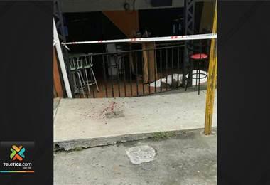 Gatilleros asesinan a hombre cuando salía de bar en San Lorenzo de Flores