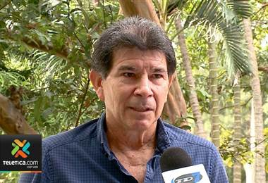 Evaristo Coronado, gerente deportivo del Saprissa