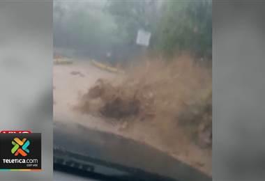 IMN mantiene el pronóstico de fuertes lluvias