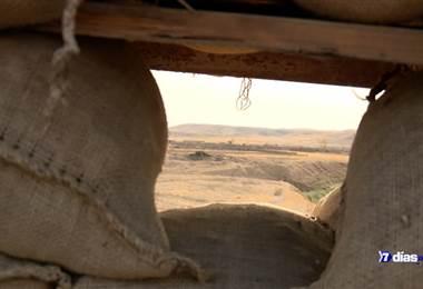 Los Peshmerga: 'Al frente de la muerte'