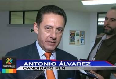 Antonio Álvarez Desanti aseguró que desconoce gestiones de Víctor Hugo Víquez a favor de Bolaños