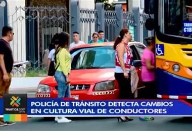 Centro de San José se libera de vehículos mal estacionados