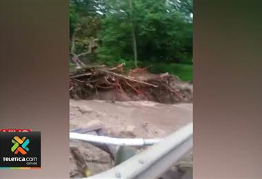 Fuerza de río Grande en Paquera