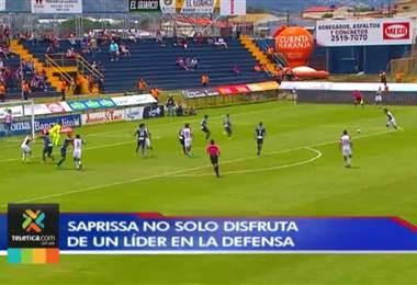 Julio Cascante anota cada dos partidos con el Saprissa