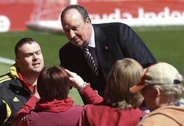 Rafael Benitez, Newcastle United entrenador
