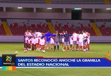 Santos quiere alzar su primer título internacional ante el Olimpia