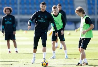 Real Madrid jugará este sábado ante el Girona.