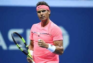 El tenista español Rafael Nadal lidera la clasificación ATP.