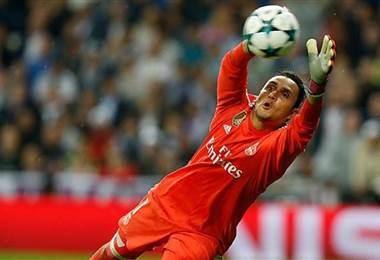 Portero del Real Madrid, Keylor Navas