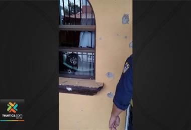 Orozco Pérez, atrincherado en su casa