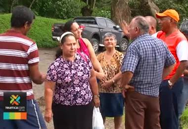 Vecinos de Tacares de Grecia se oponen a que el AyA lleve más agua a Atenas