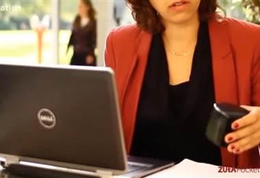 Dispositivo portátil le permite imprimir documentos desde su teléfono