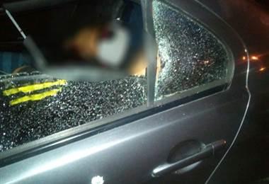 Dos hombres aparecen sin vida, con impactos de bala y amordazados en Orotina, ruta 27