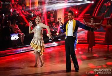 Marcela Ugalde y Javier Acuña, gala 7