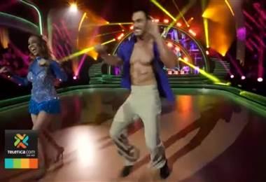 Daniel y Sophía ganan la gala 8 de Dancing With The Stars con dos calificaciones perfectas