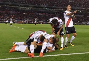 River Plate buscará la final de Copa Libertadores 2017.|River Plate en Facebook