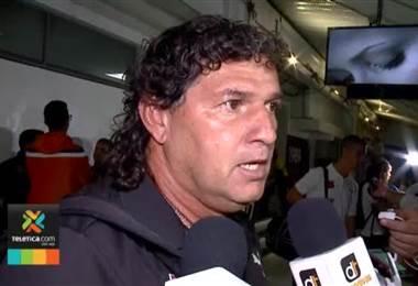 Mauricio Montero no se guardó nada y criticó el mal momento de Alajuelense