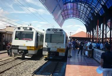 Incofer suspende servicios de tren en San José, Heredia y Alajuela