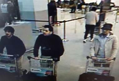 Yihadistas más buscados por Francia y Bélgica
