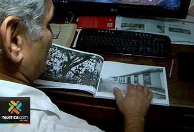 Un libro busca revivir con fotografías la historia de San José