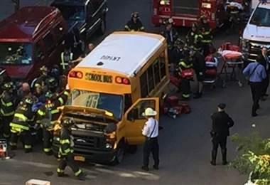 Ataque terrorista Nueva York