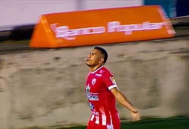 Christian Lagos está a 12 goles de llegar a los 100 en Primera División