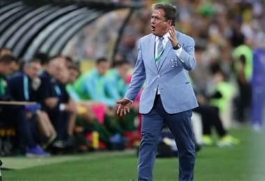 Jorge Luis Pinto, técnico de la Selección de Honduras |FIFA.com