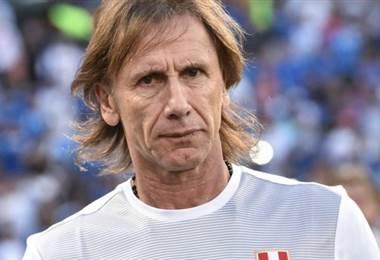 """Ricardo Gareca, el """"Tigre"""", eliminó a Perú a en 1985 con un gol, pero no fue convocado para el Mundial que terminó ganando Argentina."""