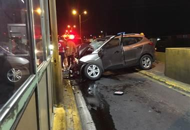 Las razones que provocaron el accidente aún son investigadas