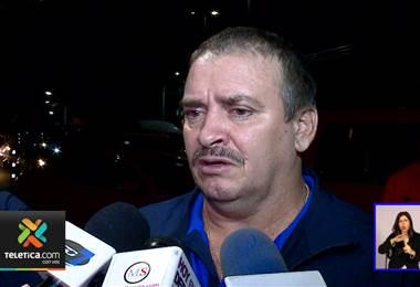 Óscar Ramírez insistió en el valor de lo hecho en la gira por Europa a su llegada al país